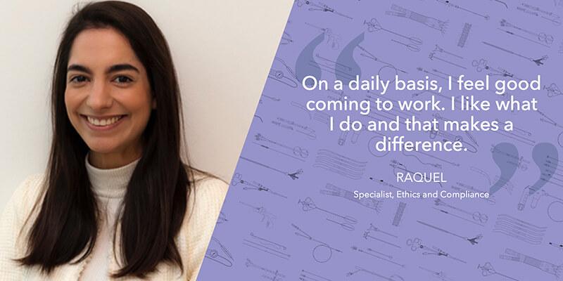 Raquel Testimonial